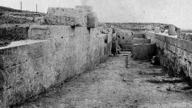 rampa templo asclepio